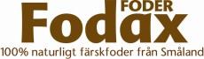 Logga fodax med texten 100%25 naturligt färskfoder från Småland.jpg